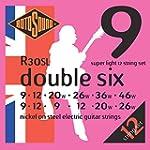 Rotosound Double Six Jeu de 12 cordes...