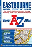 Eastbourne Street Atlas by Geographers A-Z Map Co Ltd (9-Jul-2012) Paperback