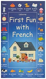 First Fun with French [VHS]