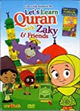 A One 4 Kids Animation Film Let's Learn Quran with Zaky & Friends, DVD Cartoon