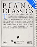 The Library of Piano Classics 2  (Library of Series)