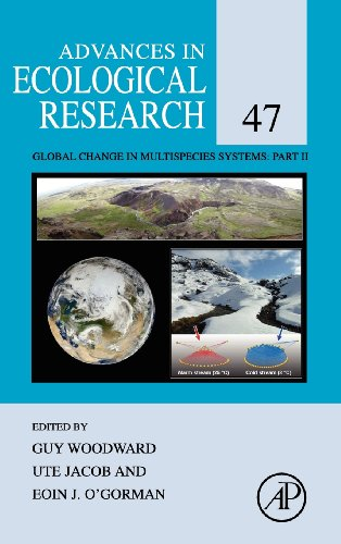 Global Change in Multispecies Systems: Part II, Volume 47 (Advances in Ecological Research)