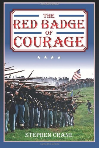 the red badge of courage book report Stephen crane: the red badge of courage erstellt von: stephen crane's novel the red badge of courage is one of the best books covering the wrote the book.