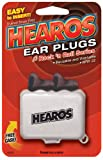 Hearos Rock 'n Roll Series, Ear Plugs, 1-Pair Foam (Pack of 3)