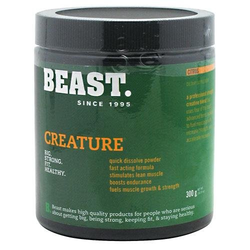 Beast Sports Nutrition Creature Citrus -- 300 g