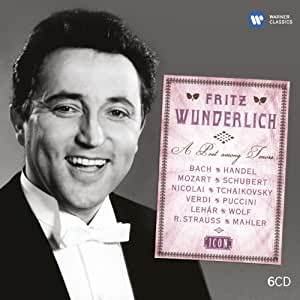 Icon: Fritz Wunderlich - A Poet Among Tenors
