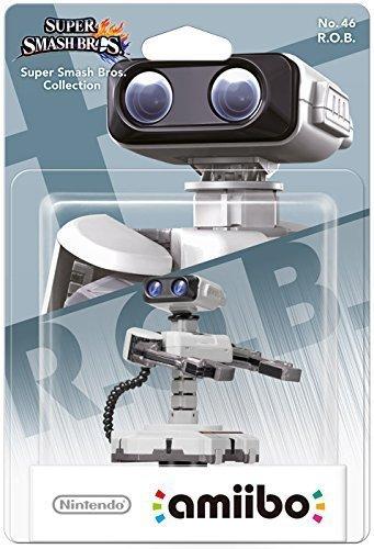 amiibo ロボット R.O.B. ROB NESカラー (輸入版) [並...