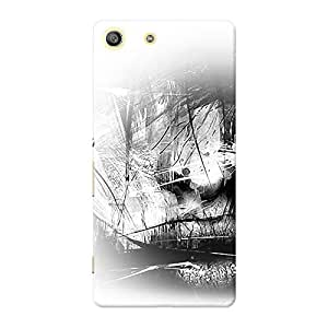Mobile Back Cover For Sony Xperia M5 Dual (Printed Designer Case)