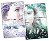 Julie Kagawa Julie Kagawa 2 Books Collection Pack Set (The Iron King (The Iron Fey - Book 1), The Iron Daughter (The Iron Fey - Book 2))