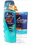 Fiama Di Wills Men Energizing ScrubShower Gel, 250ml with Free Post Shave Moisturiser, 20ml