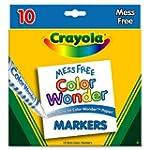 Color Wonder Broad Line Markers 10-Pack