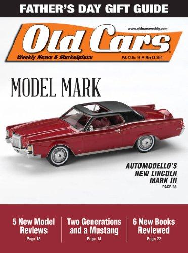 Old Cars Weekly (1-year) [Print + Kindle]