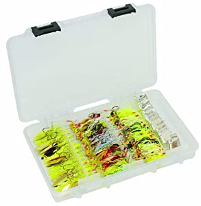 Amazon.com : Plano FTO Spinnerbait/Buzzbait Tackle Box 3700 Size