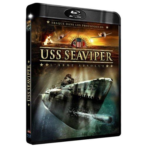 USS Seaviper - L'arme absolue [Francia] [Blu-ray]