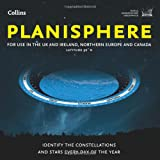 Planisphere: Latitude 50°N - for use in the UK and Ireland, Northern Europe and Canada (Royal Observatory Greenwich)