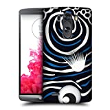 Head Case Designs Juvenile Emperor Angelfish Colourful Fish Protective Snap-on Hard Back Case Cover for LG G3 D855 D850