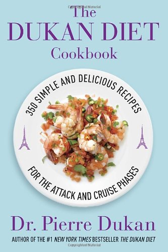 The Dukan Diet Cookbook: The Essential Companion To The Dukan Diet front-566725