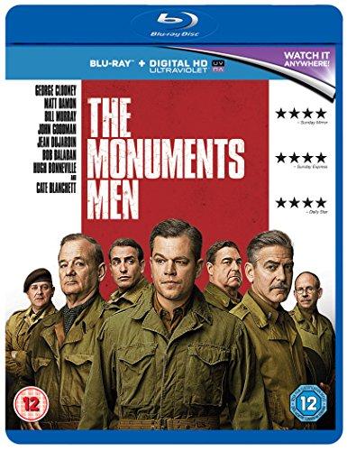 Monuments Men [Edizione: Regno Unito]