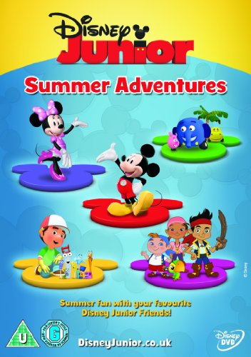 Disney Junior Summer Adventures [DVD]