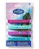 Frozen Rubber Bracelets, 4 Count, Party Supplies