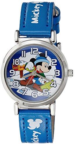 Disney Disney Analog Multi-Color Dial Boys's Watch - 98152 (Multicolor)
