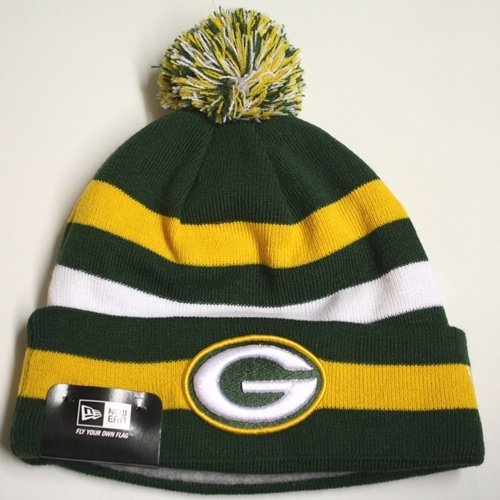 New Era NFL On Field Sport Knit Hat by New Era