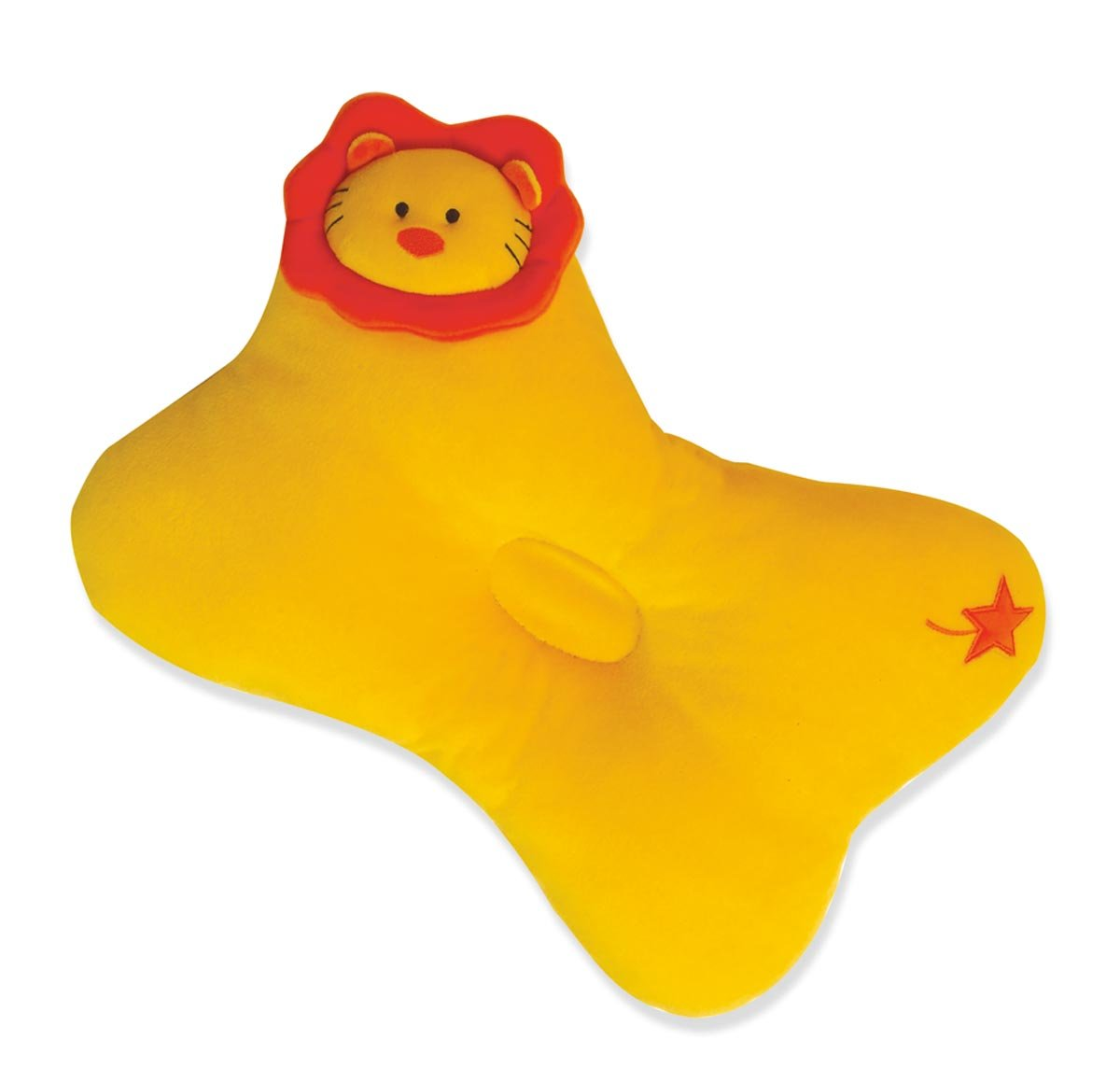Simba Design Baby/ Toddler Pillow, Protection for Flat Head Syndrome