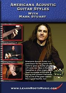 Americana Acoustic Guitar Styles