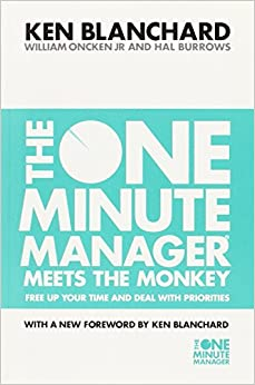 minute manager meets the monkey essay one minute manager meets the monkey essay