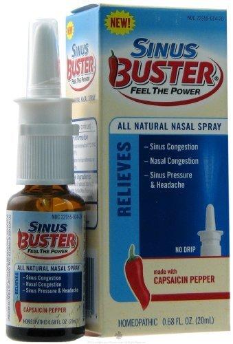 Sinus Buster classique sinus et maux de tête