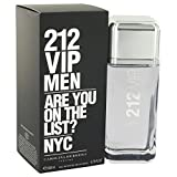 212 VIP By Càrolina Herrera 6.7 oz/200ml Eau de Toilette Spray, Cologne for Men