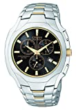 Citizen Men's Eco-Drive Chronograph Two-Tone Stainless Steel Watch #AT0884-59E