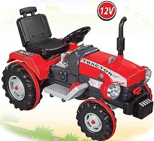 tracteur electrique enfant trouvez le meilleur prix sur voir avant d 39 acheter. Black Bedroom Furniture Sets. Home Design Ideas