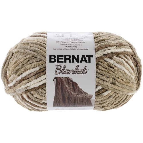 Details Of Spinrite Bernat Blanket Big Ball Yarn, Sonoma