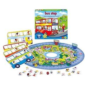 Orchard Toys Bus Stop - Juego de mesa infantil