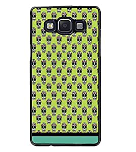 PrintDhaba Pattern D-1632 Back Case Cover for SAMSUNG GALAXY A5 (Multi-Coloured)