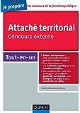 Attaché territorial - Concours externe: Catégorie A