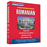Romanian, Conversational: Learn to Speak and Understand Romanian with Pimsleur Language Programs