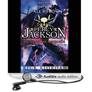 Percy Jackson and the Battle of the Labyrinth (Unabridged)