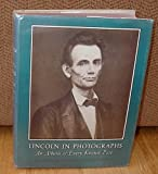 img - for Lincoln in Photographs. An Album of Every Known Pose. 1963.Cloth with dustjacket. book / textbook / text book