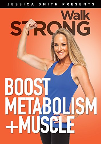 Jessica Smith: Boost Metabolism and Muscle! Strength Training for Women, Low Impact, High Results Home Exercise Video