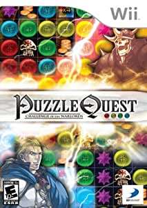 Puzzle Quest: Challenge Of The Warlords - Nintendo Wii