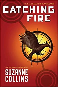 "Cover of ""Catching Fire (The Second Book ..."