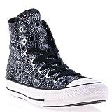 Converse Chuck Taylor All Star Skull Hi Shoes - Black