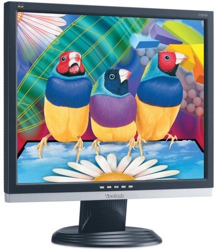 "ViewSonic VA916 - Écran LCD - TFT - 19"" - 1280 x 1024 - 300 cd/m2 - 1000:1 - 2000:1 (dynamique) - 5 ms - VGA - noir, ar"