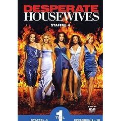 Desperate Housewives: Saison 4, Partie 1 - Coffret 3 DVD