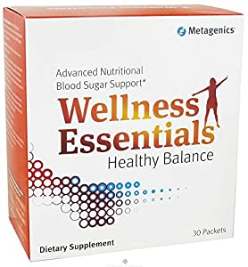 Metagenics Wellness Essentials Healthy Balance Packets, 30 Count