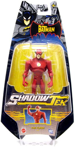 Buy Low Price Mattel The Batman Shadow Tek Action Figure Flash (B0012Y6S04)