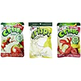Brothers-ALL-Natural Fruit Crisps, Variety Pack, 24 Count