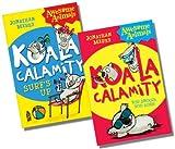 Jonathan Meres Koala Calamity Awesome Animals Collection - 2 Books RRP £11.98 (Koala Calamity; Koala Calamity - Surf's Up)